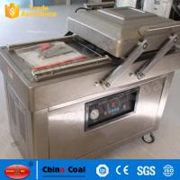 Wholesale Hot Sale DZ600/2C Double Chamber Vacuum Packer For Food from china suppliers