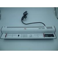 Wholesale Jam Free 4 Rollers Laminator Professional Laminating Machine 100 - 160℃ Adjustable from china suppliers