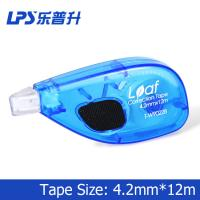 Wholesale Large Volume Colorful Blue Plus Correction Tape Non Refill No TW - 90228 from china suppliers