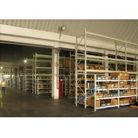 Wholesale Supply Chain Carton Flow Rack Pallet Racking Shelves Placed Roller / Channel Shaped Bracket from china suppliers