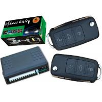 Wholesale Flip Key Remote Car Alarm Keyless Entry System Trunk Open Feature And Siren Output from china suppliers
