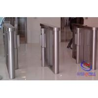 Wholesale Card / Wrist Bands Reader Electronic Turnstile Door 304 Stainless Steel Custom from china suppliers