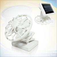 Wholesale Mini Solar Power Fan with Protect Cover Cap Clip Fan from china suppliers