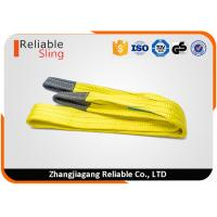 Wholesale Eye and eye Type Polyester Flat Webbing Sling Belt For Lifting 3ton from china suppliers
