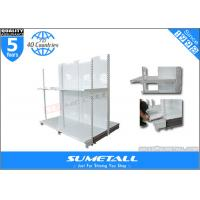 Wholesale Grocery Store Shop Display Shelf / Product Display Stands With Outrigger Post from china suppliers