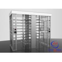 Wholesale Bi - directional Full Height Turnstiles Airports Subway Station Automatic Revolving Door from china suppliers