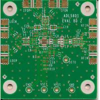 Wholesale Green FR4 BGA Multilayer HASL-LF PCB ISO 9001 1.6mm Electronic PCB Board from china suppliers