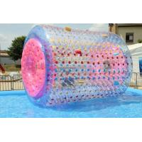 Wholesale CE Certification PVC / TPU Inflatable Water Toys Human Inflatable Roller Ball from china suppliers