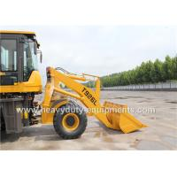 Wholesale T926L SINOMTP Mini Wheel Loader With 0.5-0.7m3 Bucket 1 Ton Loading Capacity from china suppliers