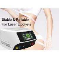 Wholesale Non Invasive Lipo Laser Fat Reduction Machine Needle Free No Side Effects from china suppliers