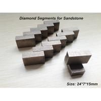 Wholesale Diamond segments for Hard Granite from china suppliers