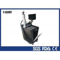 Wholesale 20W Desktop Fiber Laser Marking Machine Air Cooling For Metal  / Watches from china suppliers