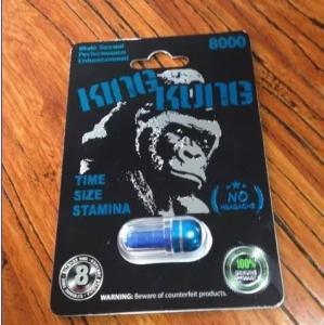 Quality King Koong Sex Medicine Products / Premature Ejaculation Sexual Enhancer Pills for sale