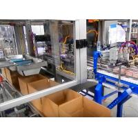 Wholesale High Speed Case Packing Equipment For Bottled Foods And Snacks Packaging from china suppliers