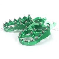 Wholesale CNC Parts Wide Foot Pegs Dirt Bike With Hardened Steel Resist Wear from china suppliers
