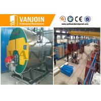 Wholesale Fire Resistant Exterior Wall And Interior Wall Panel Making Machine 380V from china suppliers