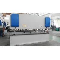 Wholesale 2 Axes Sheet Metal Cutting And Bending Machine NC 4.5KW Servo Motor Drive from china suppliers