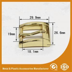 Quality OEM Buckle Size 30X26.5X19MM Metal Zinc Buckle For Handbag Accessories Footwear for sale