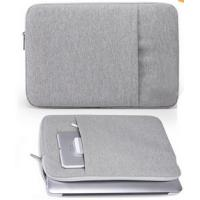 Wholesale Grey 14 Inch Neoprene Laptop Sleeve Custom With Personalised from china suppliers
