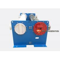 Wholesale 316L Stainless Steel Industrial Heat Exchanger For Screw Water Chiller from china suppliers
