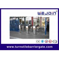 Wholesale OEM Automatic Tripod Access Control Turnstile Gate Pedestrian Gate from china suppliers