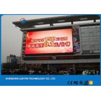 Wholesale Long Life Span full color display outdoor advertising billboard With WIFI Control from china suppliers