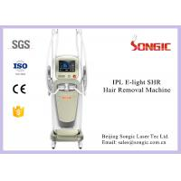 Wholesale Skin Tightening Elight IPL SHR Machine With Skin Rejuvenation from china suppliers