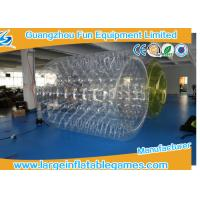 Wholesale New Design Inflatable Roller Ball , The Hippo Roller With TPU Material from china suppliers