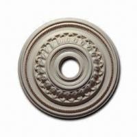 Wholesale PU Ceiling Medallions, Suitable for Interior Decoration from china suppliers