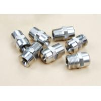 Wholesale washing and cleaning stainless steel standard full cone spray nozzle from china suppliers