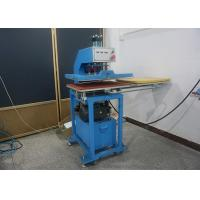 Quality 40x60 CM Hydraulic Dual Heat Transfer Printing Machine For Glass for sale