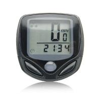 Wholesale Digital Bicycle Computer Speedometer With Backlight from china suppliers
