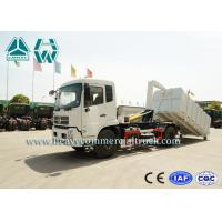 Wholesale Detachable Carriage Hook Lift Waste Management Trucks With Mechanical Suspension from china suppliers
