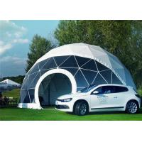 Wholesale 20m Igloo Geodesic Dome Pvc Yurt Lightweight 4 Season Tent With Steel Frame from china suppliers