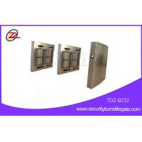 Wholesale Automatic Subway Turnstile swing barrier gate for wheelchairs , 316 stainless steel from china suppliers