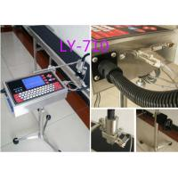 Wholesale Hot Selling 2015 Cans Inkjet Printer Ly-710/automatic numbering machine from china suppliers