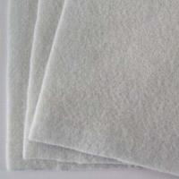 Buy cheap 500g-1300g High Gram Polyester Non-woven Geofabric/Geotextile for Road Construction Filter from wholesalers