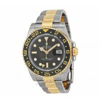 Wholesale Rolex GMT-Master II Black Automatic stainless steel and 18kt yellow gold Mens Watch116713B from china suppliers