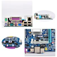 Quality Mico ATX  G41 Embedded Motherboard , LGA 775 Socket Motherboard for sale