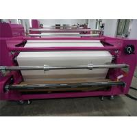 Wholesale Air - Pressure Correct Edge Roller Heat Press Machine For Child Clothes SGS from china suppliers
