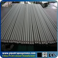 Wholesale Telescopic aluminum Factory directly sale pipe and drape for party, wedding decoration from china suppliers