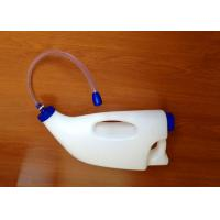 Wholesale Cows / Goats Plastic Feeding Bottles , 4L Capacities with Drinking Hose from china suppliers