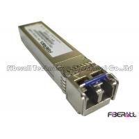 Wholesale Short Range 10Gbps 850nm SFP+ SR Fiber Optic Transceiver Up To 300 Meters DX LC from china suppliers