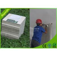 Wholesale Grooving and Piping Easily EPS Cement Composite Sandwich Panels 120mm Thickness from china suppliers