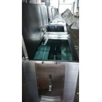 Wholesale Food Standard 316 SS Commercial Kitchen Soak Tank , Thermostatically Controlled from china suppliers