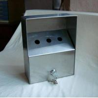 Wholesale Outdoor Ashtray, Wall-Mounted Ashtray (SUN-049) from china suppliers