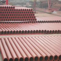 Wholesale DN125 Concrete Pump Pipe / No20 45Mn Seamless Steel Pipes Hollow Section from china suppliers