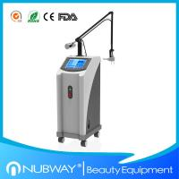 Wholesale NUBWAY newest Skin Resurfacing Acne Scar Removal Fractional Co2 Laser machine for you from china suppliers