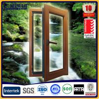 Wholesale double glazed aluminum windows from china suppliers