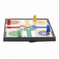 Wholesale Wonder Fun Magnetic Ludo Board Game  from china suppliers
